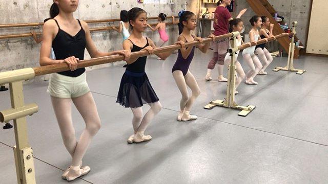 ジュニア2.3クラスの様子です6月からトウシューズを履き始めた子達も少しづつ慣れてきました️トゥシューズの中で足をどのように使うのか、スムーズに立つにはボディーはどうするのか、ポアントで「立つ」よりも格段に難しい「下りる」をいかにコントロールするか、、、4年生にはまだ難しいことだらけですが、最初が肝心︎正しくマスターしていってほしいと思います引き続き入会キャンペーン中です体験・見学のご予約はトサカバレエスタジオホームページの「お問い合わせフォーム」よりお願い致します🏼♀️3歳から大人クラスまで、皆さまお待ちしております🤗※お電話は繋がらない時間帯がございますので、メールでのご予約が確実です 入会キャンペーン入会金半額(10000円→5000円)体験料500円OFF(1500円→1000円) #トサカバレエスタジオ#バレエスタジオ#バレエ#柔軟#ストレッチ#体幹#リズム感#姿勢#リズム感#ballet#balletdancer#balletclass #balletshoes #バレエ教室#荻窪バレエスタジオ#上井草バレエスタジオ#西荻窪バレエスタジオ#吉祥寺バレエスタジオ#バレエレッスン#トレーニング#ポアント#幼稚園#小学生#保育園#習い事#ママバレエ#オープンクラス#習い事#バレエ発表会